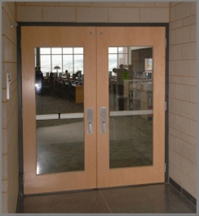 Commercial Wood Doors | Personnel Doors | Doors