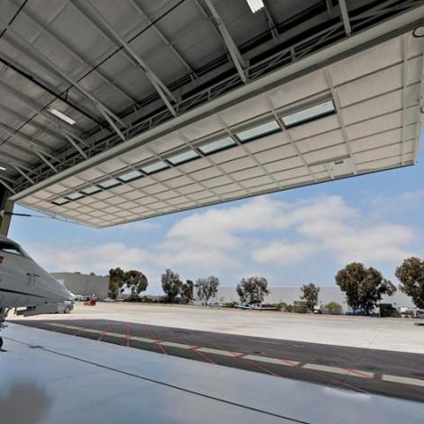 Aircraft Hangar Doors Specialized Doors Doors