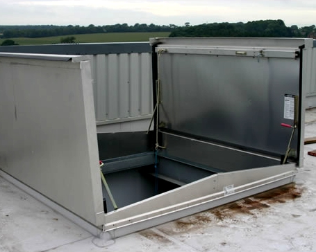 Roof Hatches & Roof Hatches | Other Commercial Equipment