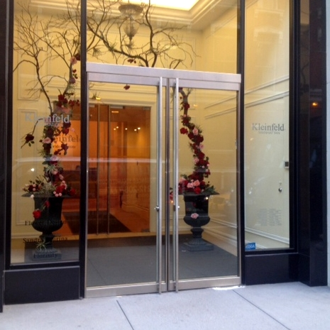 Doors Featuring Herculite Glass Personnel Doors Doors