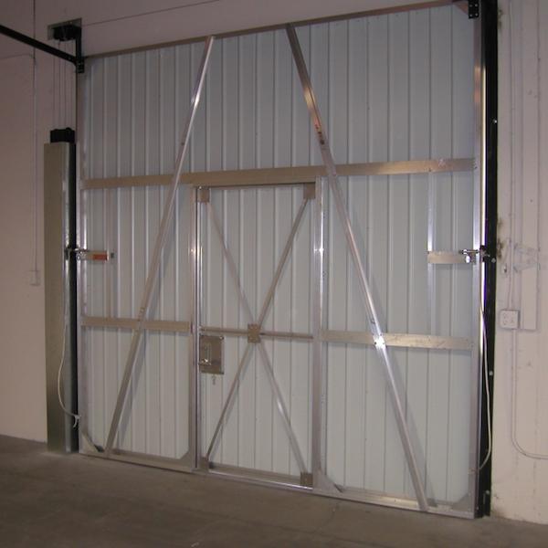 One Piece Counterweight Door & One Piece Counterweight Door | Roll-Up Doors | Doors