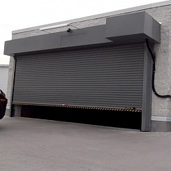High Cycle Roll-up Steel Doors