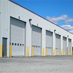 Roll-up Sectional Doors