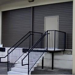 Side Sliding Doors