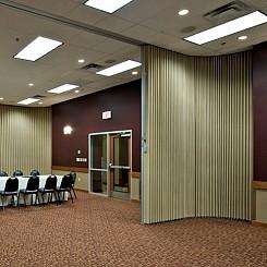 Commercial Accordion Doors