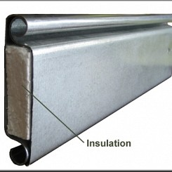 Insulated Service Doors