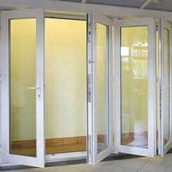 Glass Bifold Doors