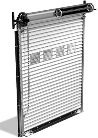 Commercial Door Company Installs Porvene Door Products