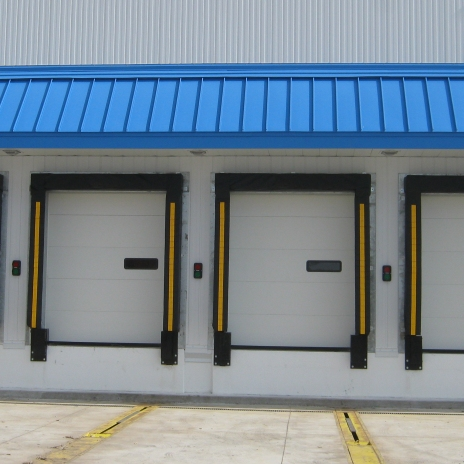 Cdc Repairs And Installs Loading Dock Seals In So Calif