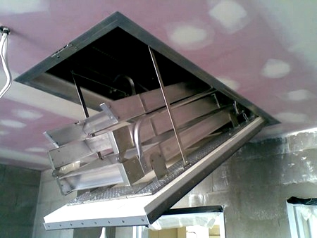 Roof Hatches Other Commercial Equipment