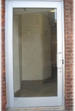 Glass And Aluminum Doors Personnel Doors Doors