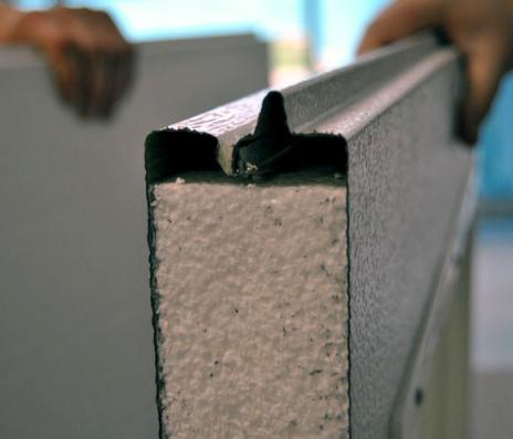 Insulated Service Doors Roll Up Doors Doors