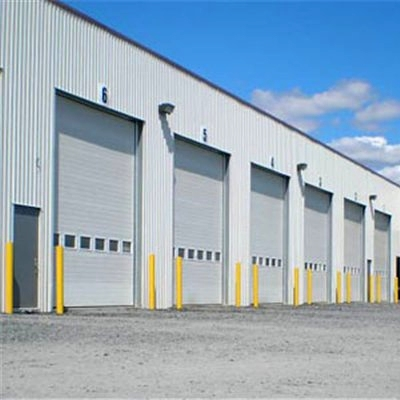 Roll-up Sectional Doors & CDC installs commercial roll up doors in So. Calif.