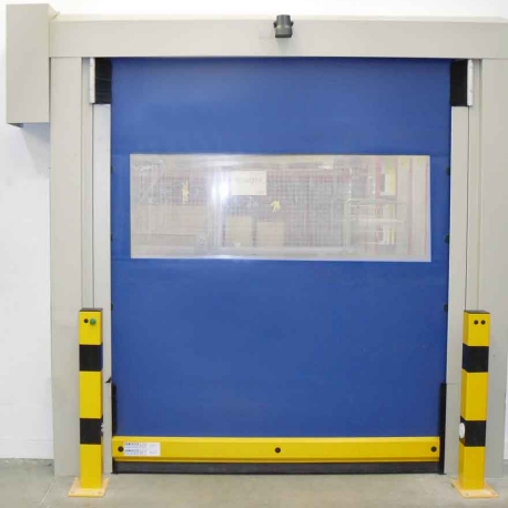 High Speed Doors are designed for exterior and interior openings that require a very high speed opening and closing rate with high-cycles that can withstand ... & High Speed Doors | Specialized Doors | Doors